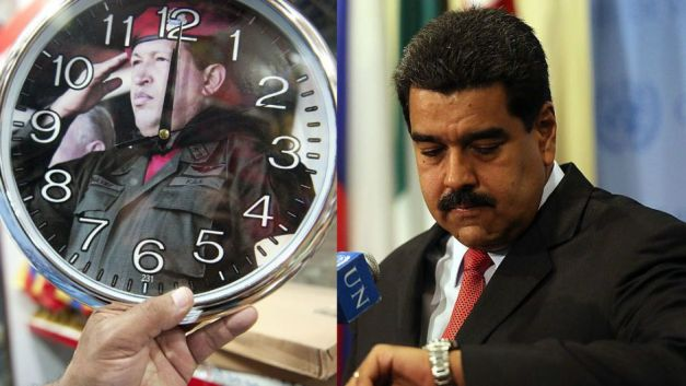 chavez-maduro-reloj-gettyimages