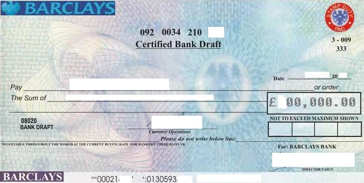 bank-draft